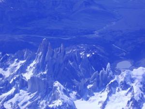 Panowie Fitzroy i Torre :) (Park Narodowy Los Glaciers w Argentynie)