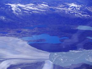 Upsala - najszybciej cofający się lodowiec w Patagonii